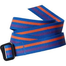 Patagonia Friction Cinturón, fitzroy belt stripe: andes blue